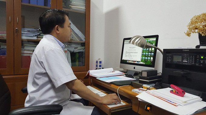 Bảo vệ y bác sĩ tránh bị hành hung với hệ thống báo động đỏ