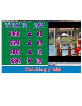 Bảng hiển thị tổng quát LCD