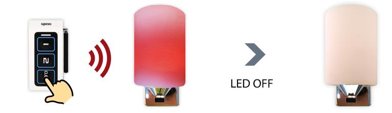 ứng dụng đèn báo gọi y tá SRL-100