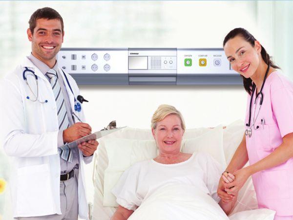 chuông gọi y tá trong viện dưỡng lão