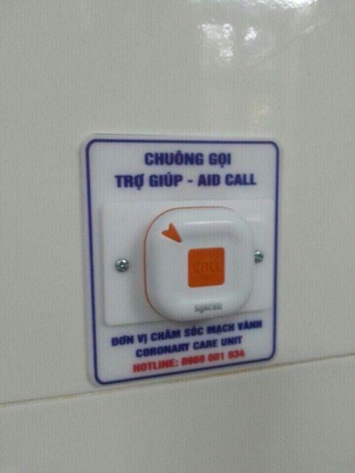 nút chuông gọi y tá ST-100
