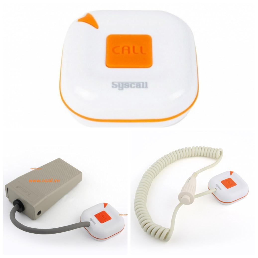 Nút chuông gọi  y tá không dây ST-100, WS-100, FS-100