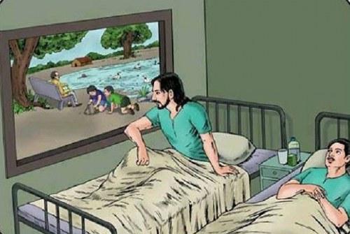 Chuông gọi y tá.com: Lặng nhìn cuộc sống