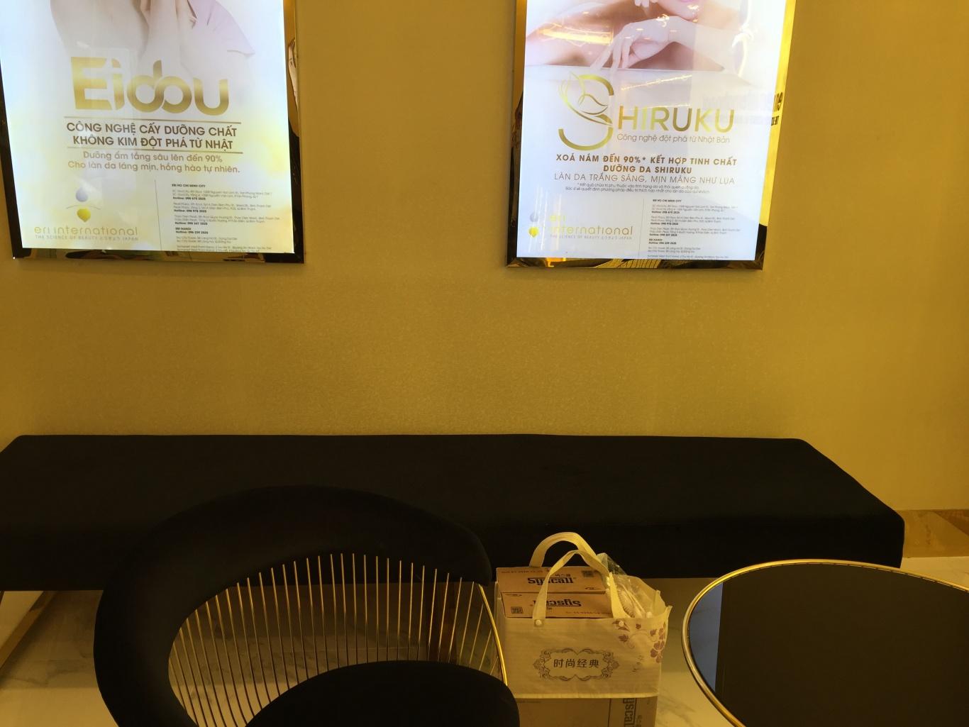 Triển khai lắp đặt nút chuông gọi y tá không dây WS-100 cho viện chăm sóc sắc đẹp Eri International của Nhật Bản