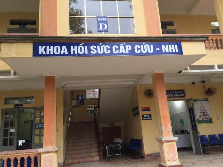 lắp đặt hệ thống chuông gọi y tá ST-100 cho khoa hồi sức cấp cứu - nhi trung tâm y tế huyện Văn Yên – Yên Bái