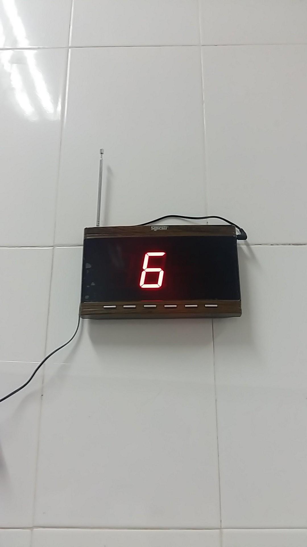 màn hình báo gọi y tá SR-2003