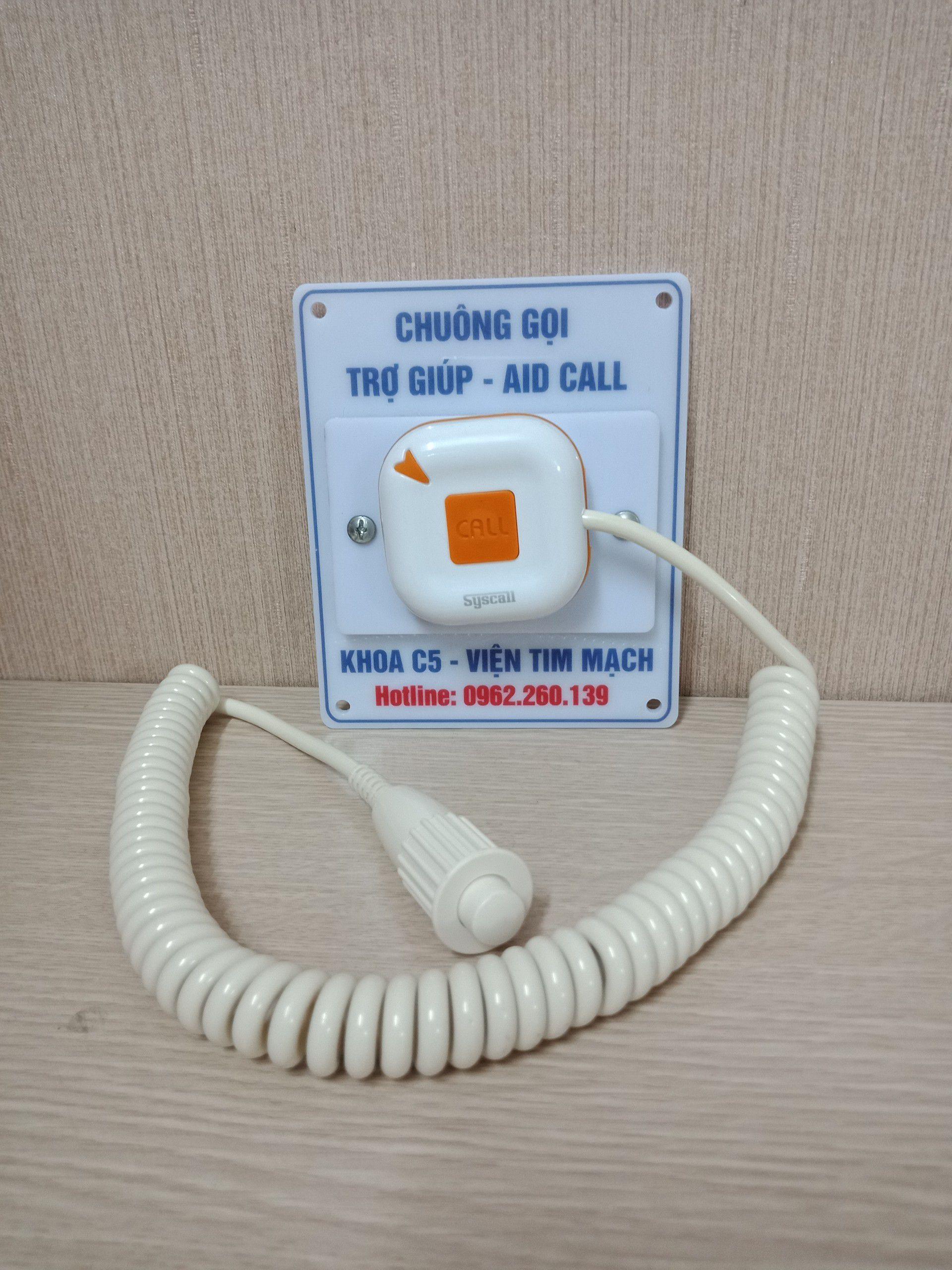 chuông gọi y tá ws-100