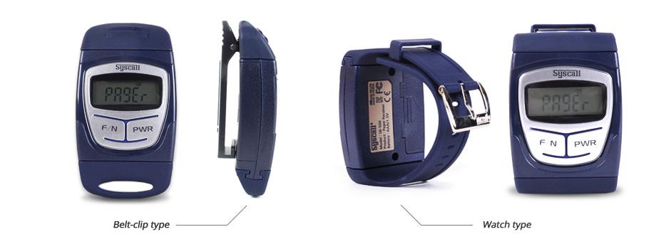 Đồng hồ báo gọi y tá SB-500